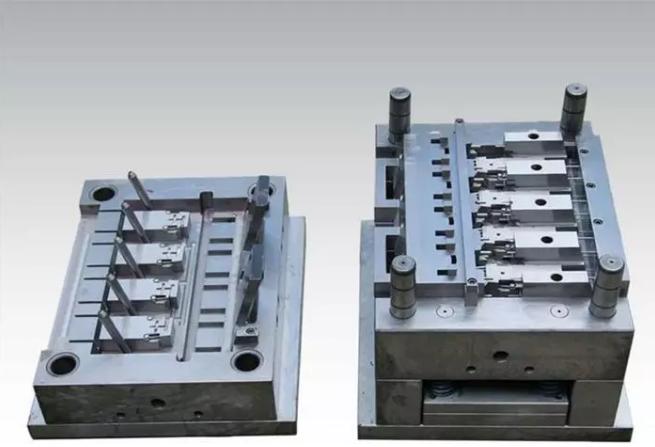 High precision plastic mold processing steps